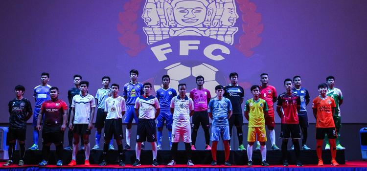 カンボジア初のフットサルリーグ「Clear National Futsal Cup 2017」が開催決定