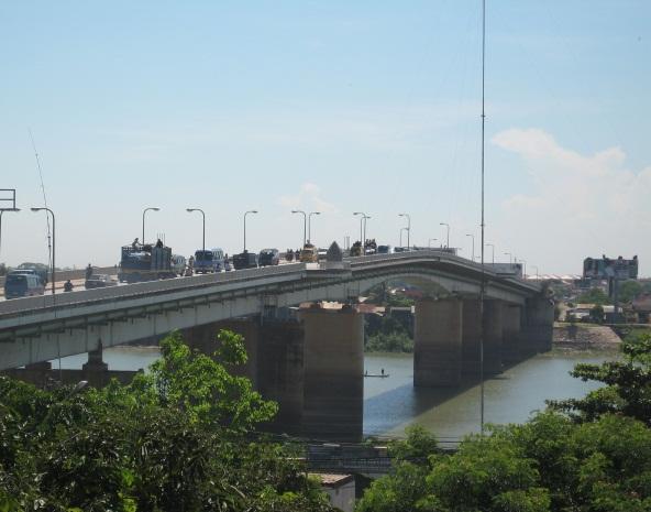 【JICAプロジェクト紹介】8月4日(はし)は「橋の日」です! <NyoNyum No.90掲載>