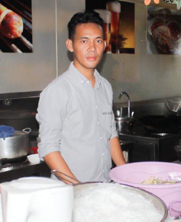 (日本語) 【カンボジア人のお仕事紹介】激戦区で初の飲食店経営