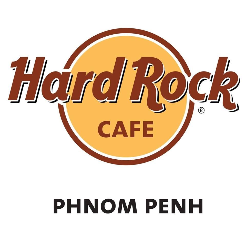 世界中で大人気の「Hard Rock CAFE」がついにプノンペンにオープン!