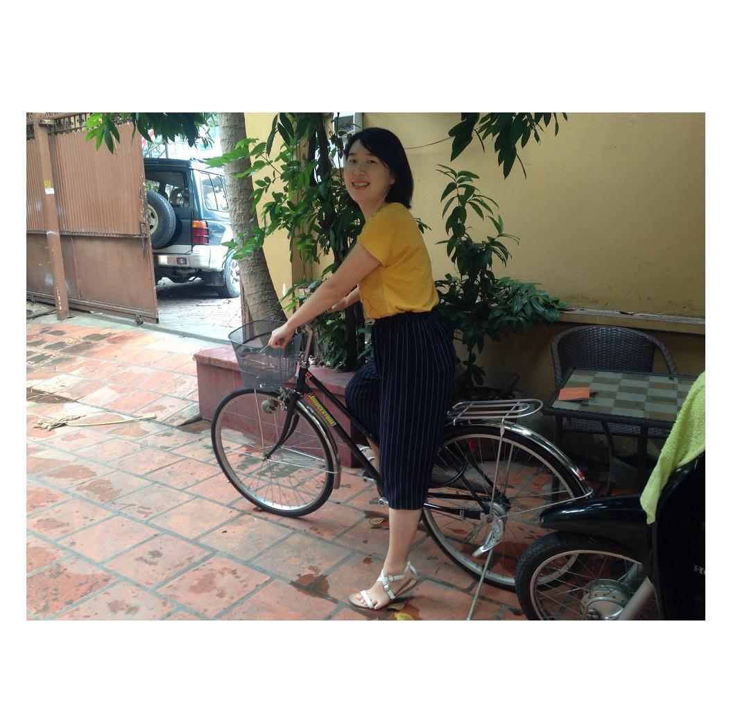 【NyoNyumインターン日記④】自転車を購入!しかし運転にはご注意。