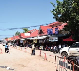 【第7回カンボジアおすすめ観光地巡り】タイとの国境ポイペト見どころ案内