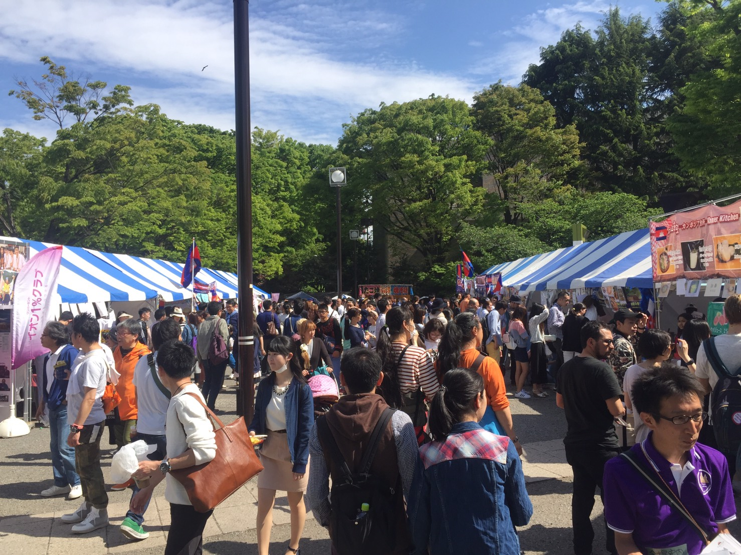 【今年も開催!】カンボジアフェスティバル 2018 出店者募集のお知らせ
