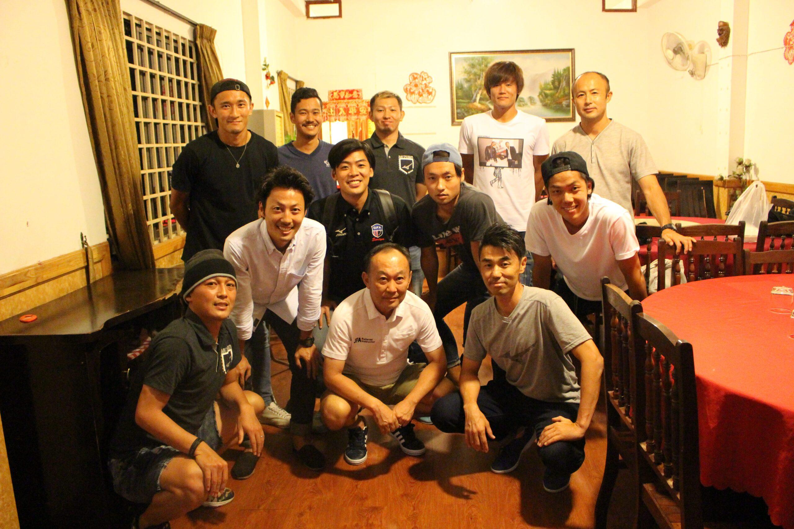 (日本語) 【潜入レポート】カンボジアのサッカーに関わる日本人が集まった「唐木田祭り」開催