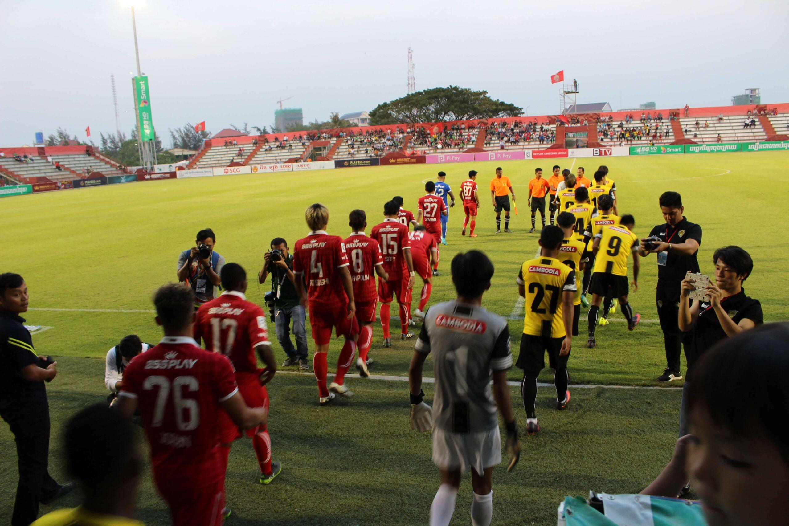 (日本語) カンボジアリーグ2018 試合スケジュール一覧