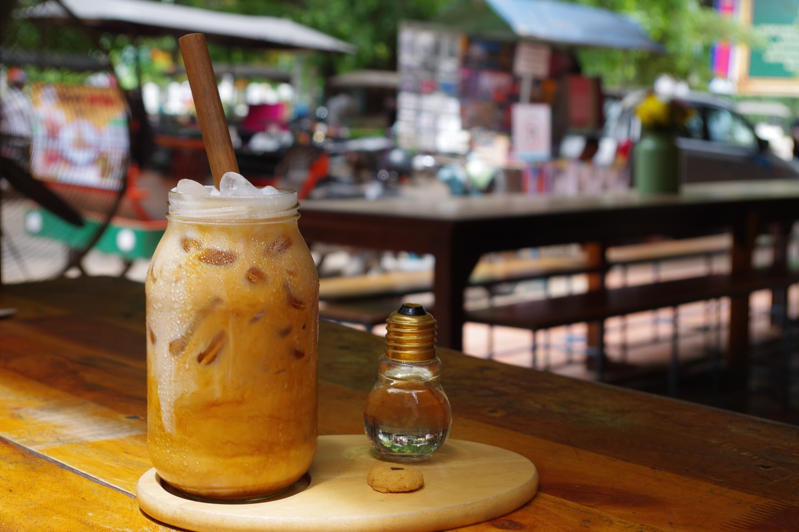 【Sister Srey Cafe】Using Local Organic Produce for Healthier Food