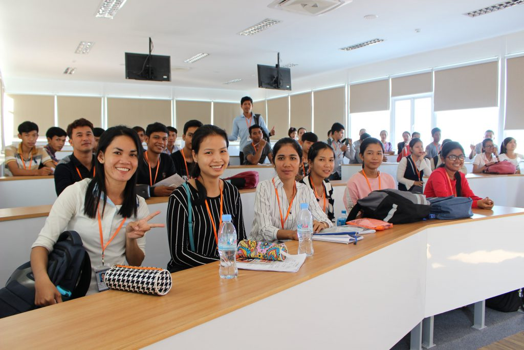 Cambodians Spreading Their Wings in Japan ⑨Cambodia Institute of Japanese Technology