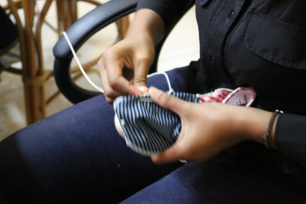 AMBOH Espadrille Shoe Workshop