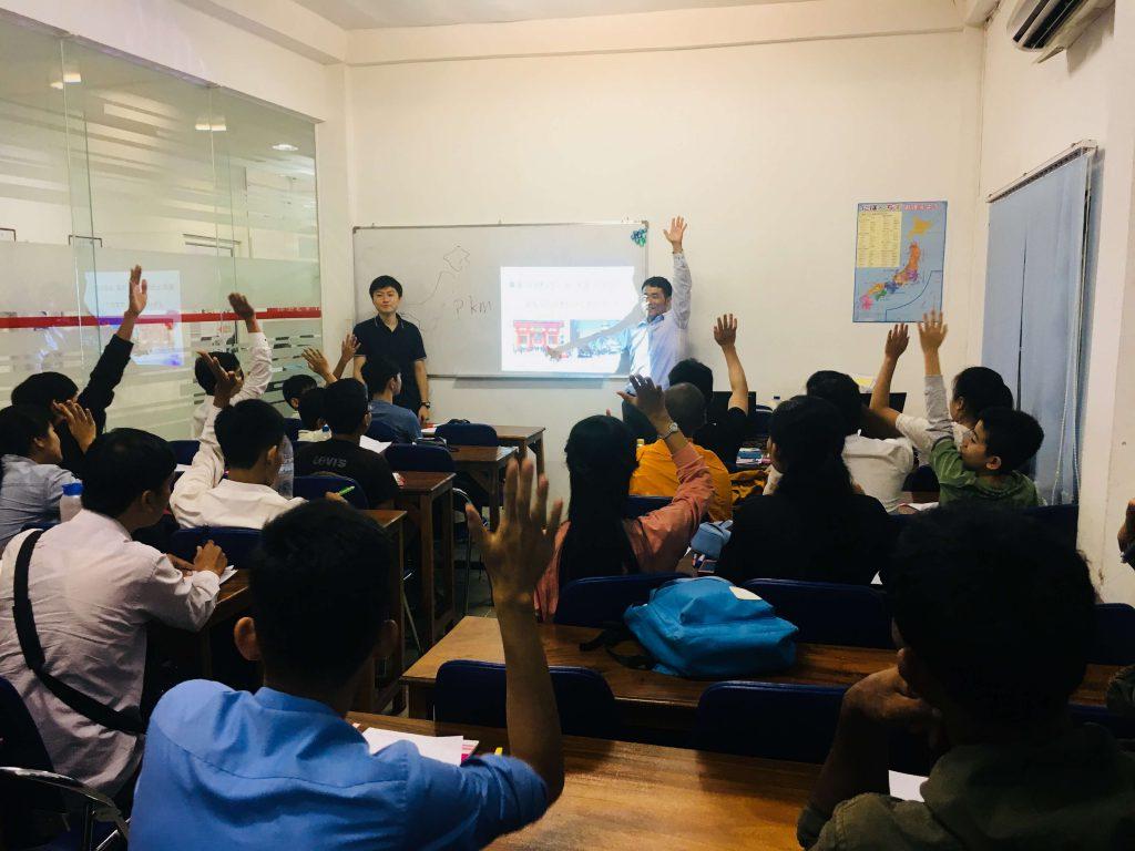 (日本語) プノンペンにある日本語学校が運営スタッフを募集中!(募集終了)