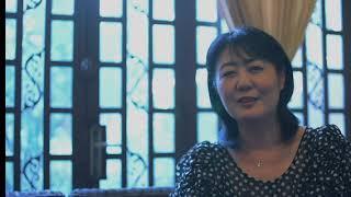 (日本語) カンボジア生活情報誌「NyoNyum」100 号記念  創刊者・山崎幸恵インタビュー