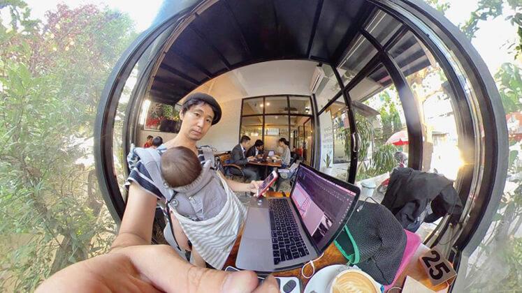 (日本語) 【旅育!!ノマド家族。】①子供に優しいカンボジア社会