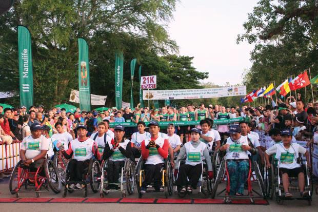 (日本語) ハート・オブ・ゴールドがカンボジアでパラスポーツ支援を始めたきっかけ