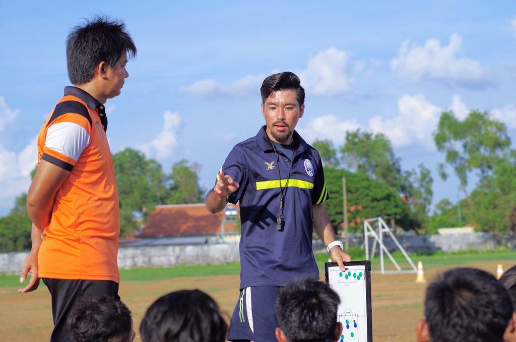 (日本語) 地方からカンボジアサッカーの底上げを【JICA海外協力隊員・宮城晃太さん】