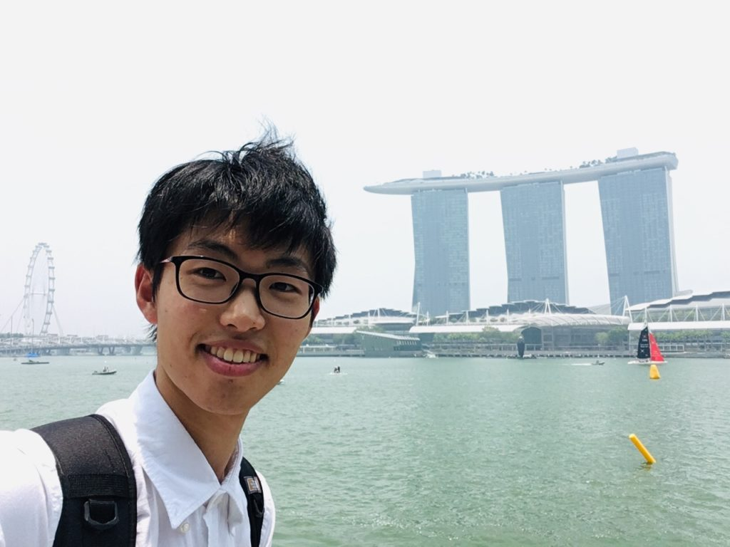 (日本語) インターンの休日!シンガポール編【インターン日記シーズン4④】