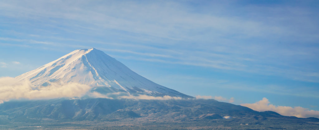 (ភាសាខ្មែរ) ទេសភាពភ្នំហ្វុជីមើលពីឈូងសមុទ្រ Suruga 【Japan view】
