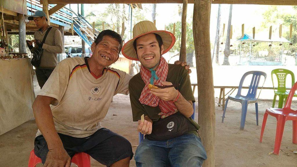 (日本語) Youは何しにトークンハウスへ?⑦支援者ではなく生活者としてカンボジアのリアルを知る。