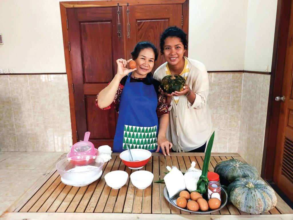(日本語) <マオマオ・カンボジア③>カンボジアの食文化を楽しむ旅