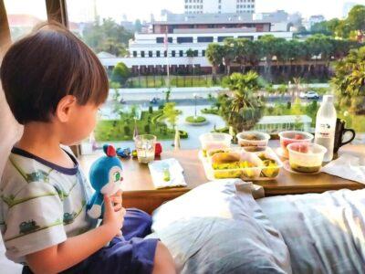 (日本語) 【旅育!!ノマド家族。】⑫子供との隔離生活で得た視点と気づき